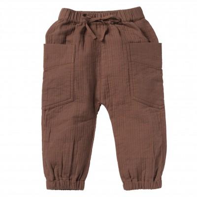 Pantalon Timeo écureuil