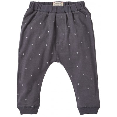 Printed pant Douceur grey