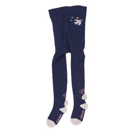 Tights Takara navy