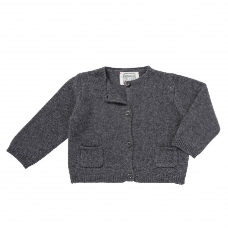 Cardigan Margaux Anthracite