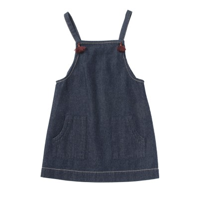 Overall dress Rebelle denim