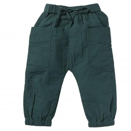 Pantalon Timeo vert