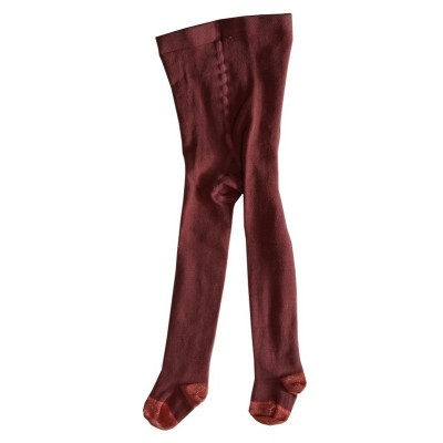 Tights Bouclargent dark pink