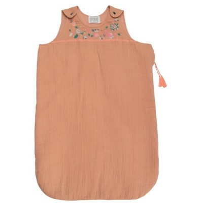 Sleeping bag Hortense terracotta