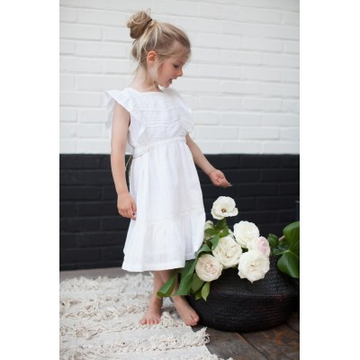 Dress Louisiane white