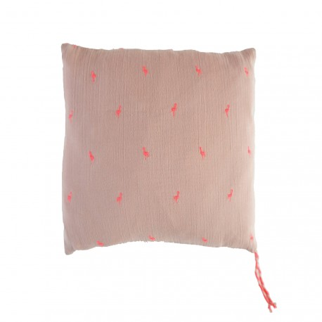 Cushion Flamingo pink