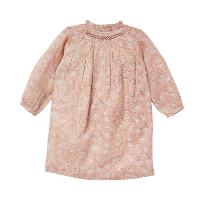 Robe imprimé Anthea rose
