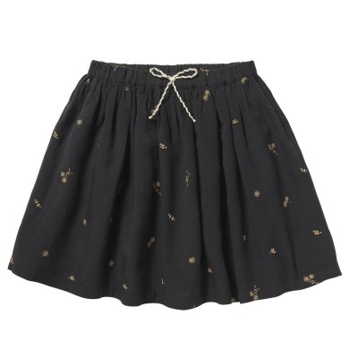 Embroidered skirt Fairy carbon