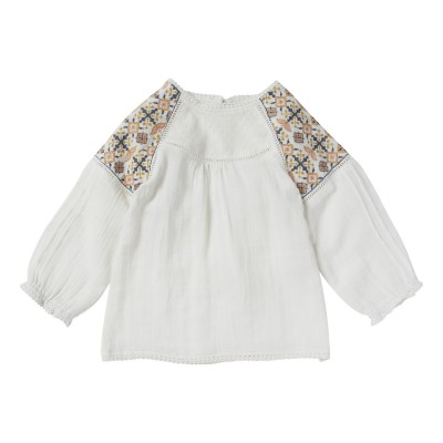 EMBROIDERED BLOUSE YUCATAN