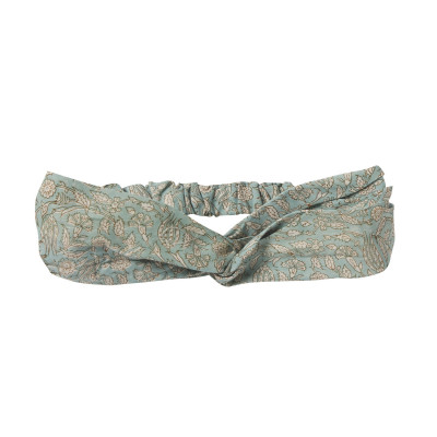 INDIAN BLUE GREEN Headband
