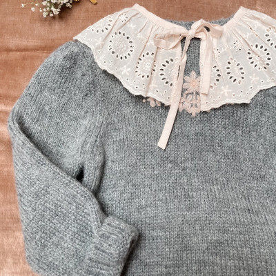 BLOOMING Pullover