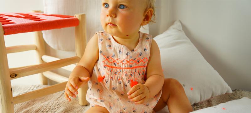 Catégorie combinaison bébé
