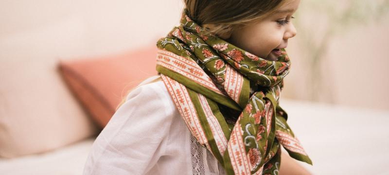scarf ss2020