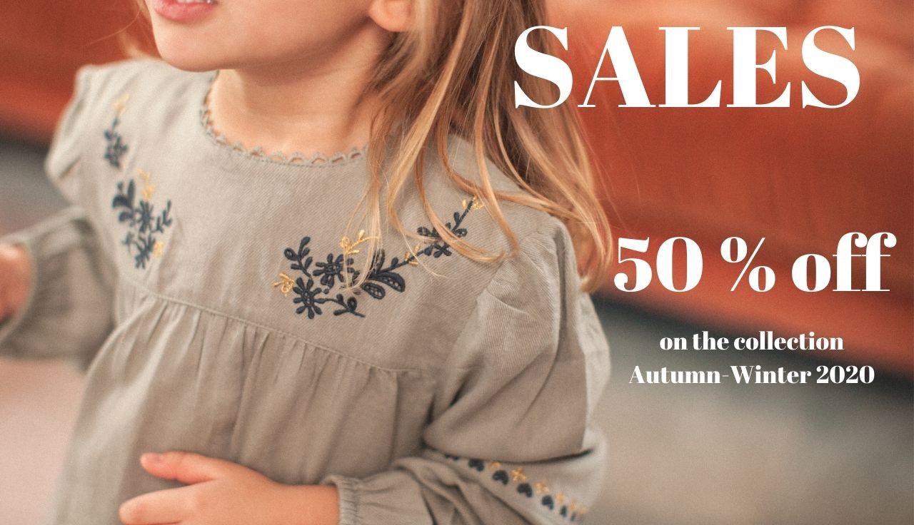 Sales 50% off collection