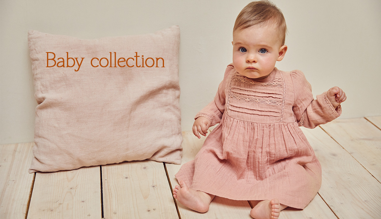 Discover our new baby collection Autumn-Winter 2020 !